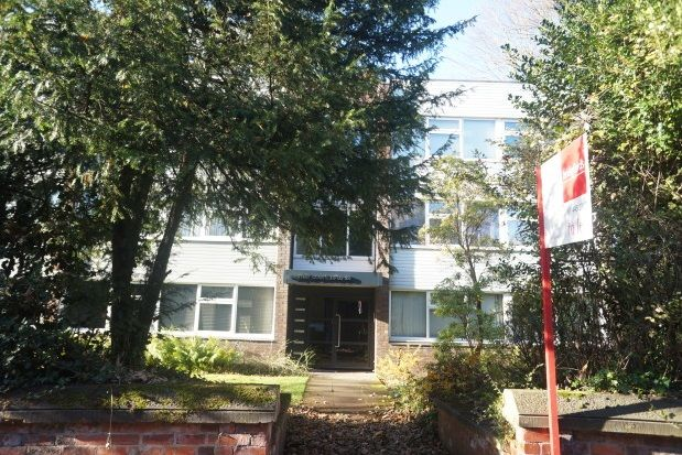 Thumbnail Flat to rent in Mayfair Court, Mersey Road, West Didsbury
