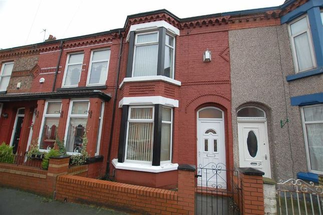 Thumbnail Terraced house to rent in Durham Road, Seaforth, Liverpool