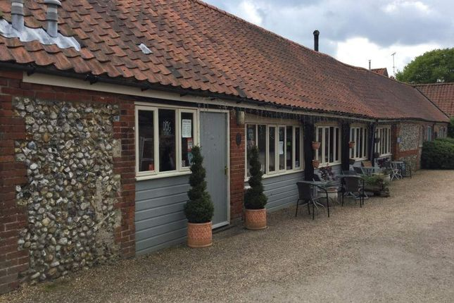 Thumbnail Restaurant/cafe for sale in Hindringham Road, Walsingham