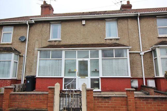 3 bed terraced house for sale in Glenfrome Road, Eastville, Bristol