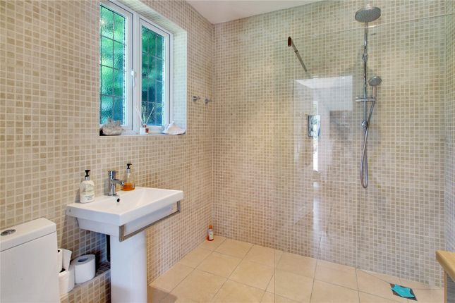 Shower Room of The Chase, Kingswood, Tadworth, Surrey KT20