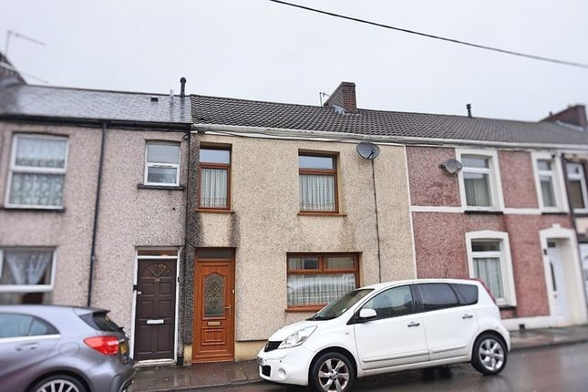 Thumbnail Terraced house for sale in Company Street, Resolven, Neath, West Glamorgan.