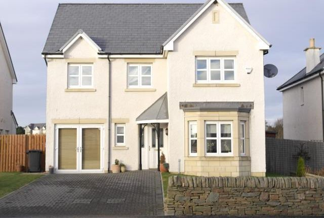 Thumbnail Detached house to rent in Strathyre Avenue, Broughty Ferry, Dundee