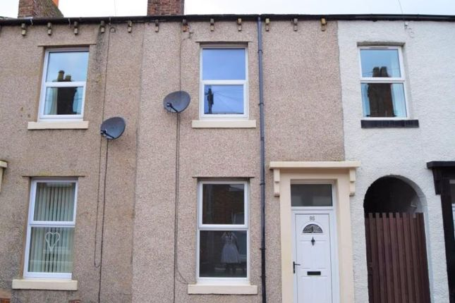 Thumbnail Terraced house to rent in Charles Street, Carlisle, Cumbria