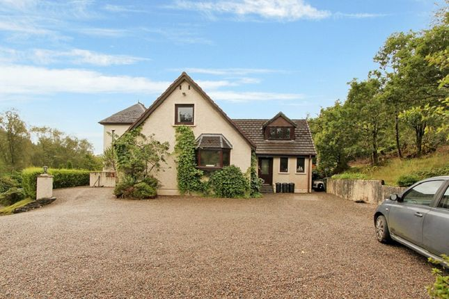 Thumbnail Detached house for sale in Salen, Acharacle, Highland