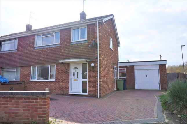 Thumbnail Semi-detached house for sale in Kingston Road, Tewkesbury
