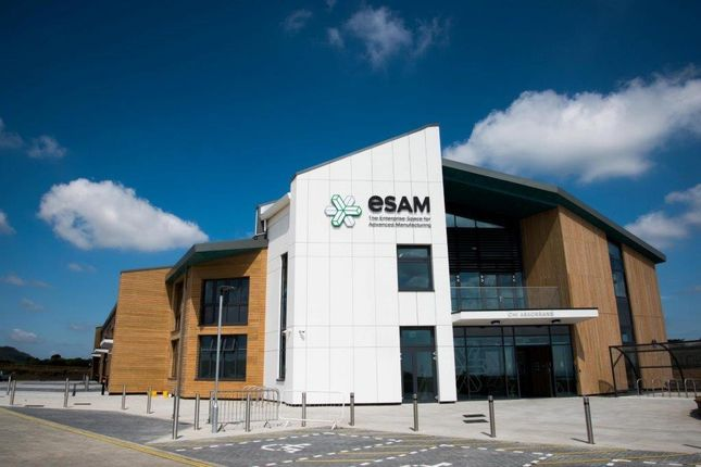 Thumbnail Office to let in Esam, (Enterprise Space For Advanced Manufacturing), Carluddon Technology Park, St Austell, Cornwall