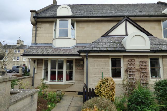 Thumbnail Terraced house for sale in Minerva Court, Tower Street, Cirencester, Gloucestershire