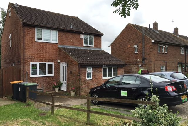 Thumbnail Detached house for sale in South Drive, Shortstown, Bedford