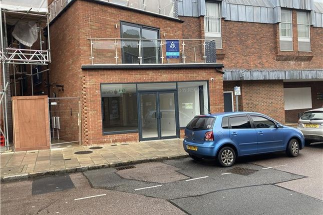 Thumbnail Retail premises to let in 21A Buckingham Street, Aylesbury, Buckinghamshire