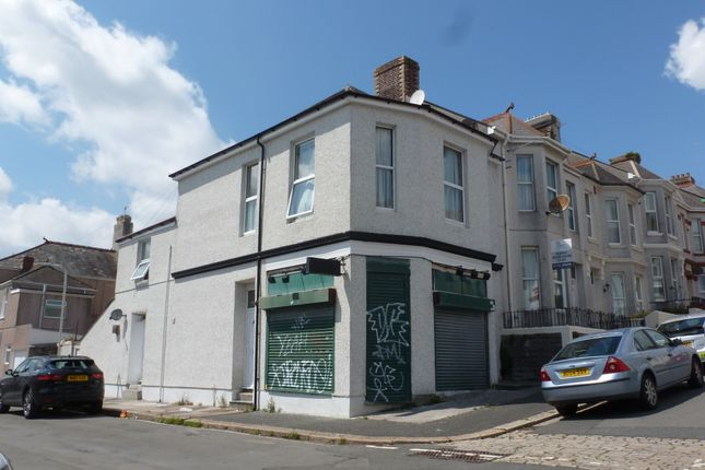 Thumbnail Flat for sale in Rosebery Road, Plymouth, Devon
