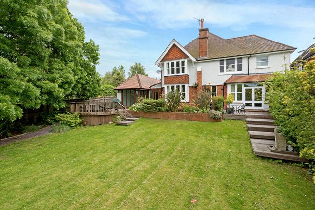 Thumbnail Detached house for sale in Birling Road, Tunbridge Wells, Kent