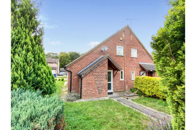 Thumbnail Semi-detached house for sale in Anderson Walk, Bury St. Edmunds