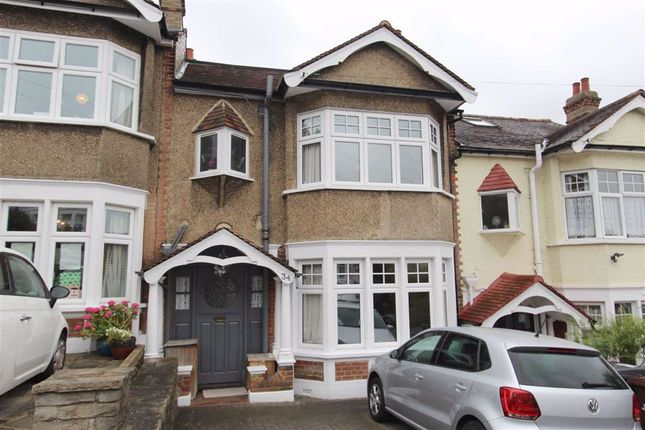 Thumbnail Terraced house for sale in Pole Hill Road, North Chingford, London