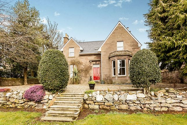 Thumbnail Detached house for sale in Park Road, Brechin