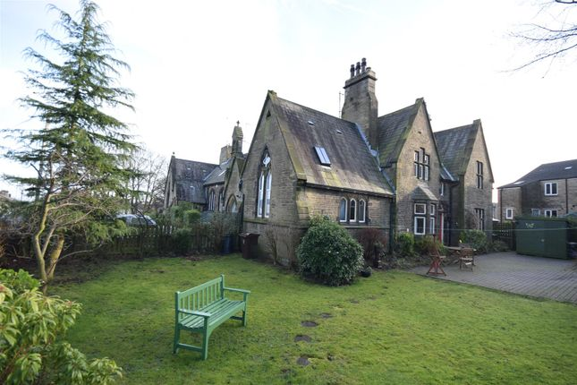 Thumbnail Property for sale in The Old Village School, Clayton, Bradford