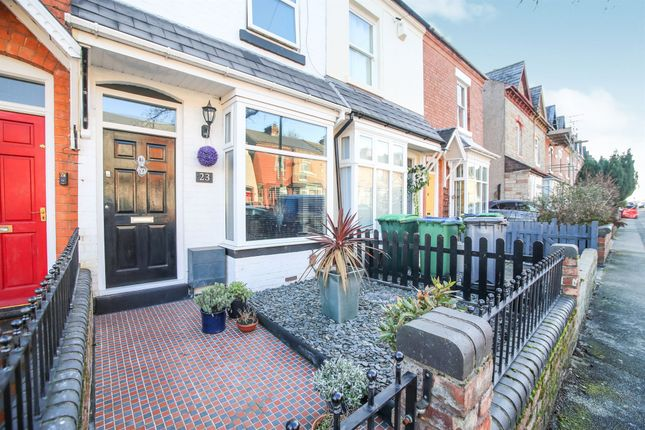 Thumbnail Terraced house for sale in Lightwoods Road, Bearwood, Smethwick