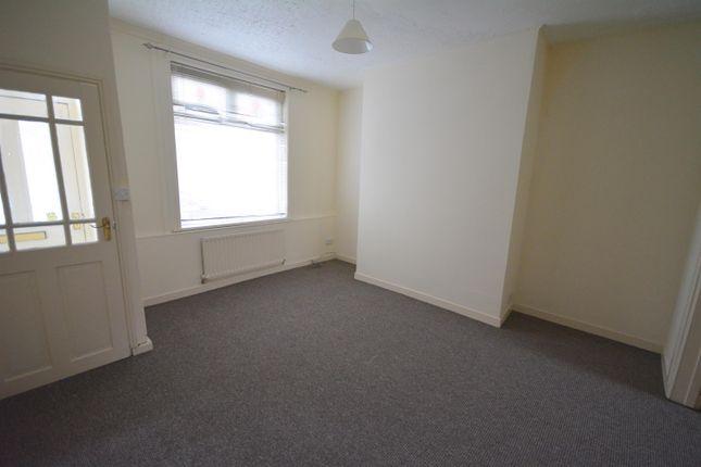 Living Room of Ruby Street, Shildon DL4