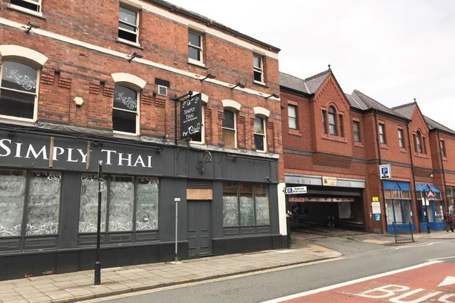 Thumbnail Leisure/hospitality to let in 26, Mesnes Street, Wigan