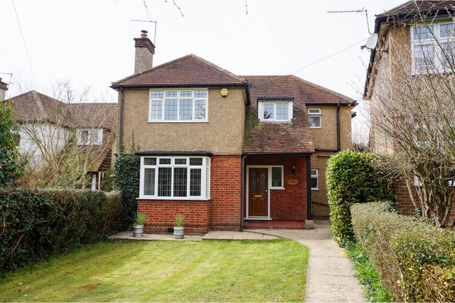 4 bed detached house for sale in Watling Street, St. Albans