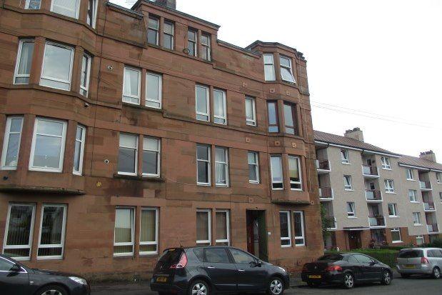 Thumbnail Flat to rent in 26 Ellangowan Road, Glasgow