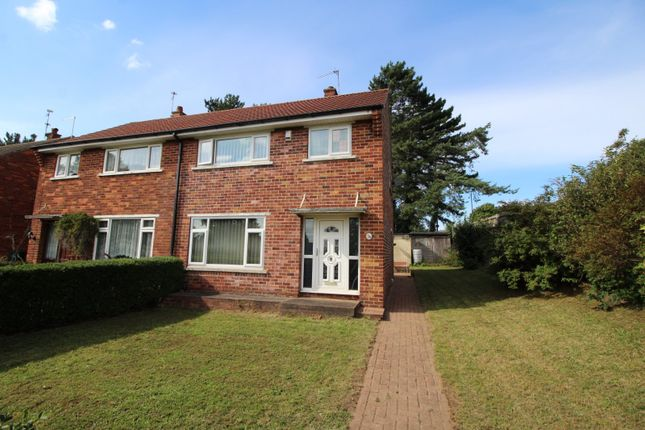Thumbnail Semi-detached house for sale in Huntingdon Road, Intake, Doncaster