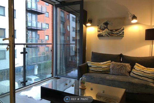 Thumbnail Flat to rent in Endeavour Court, Southampton