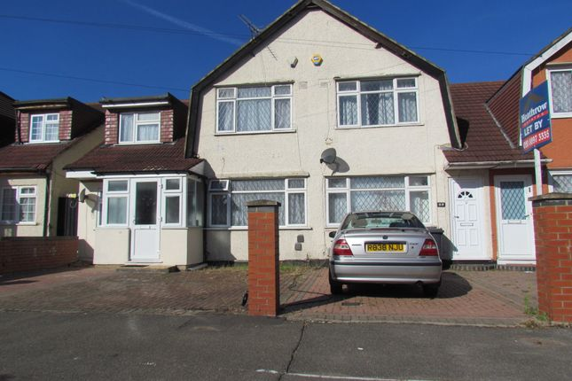 Thumbnail Terraced house to rent in Pendell Ave, Harlington