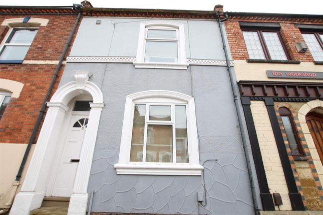 Thumbnail Terraced house to rent in Cranstoun Street, Northampton