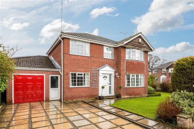 Thumbnail Detached house for sale in Pinfold Close, Bickerton, Wetherby, North Yorkshire
