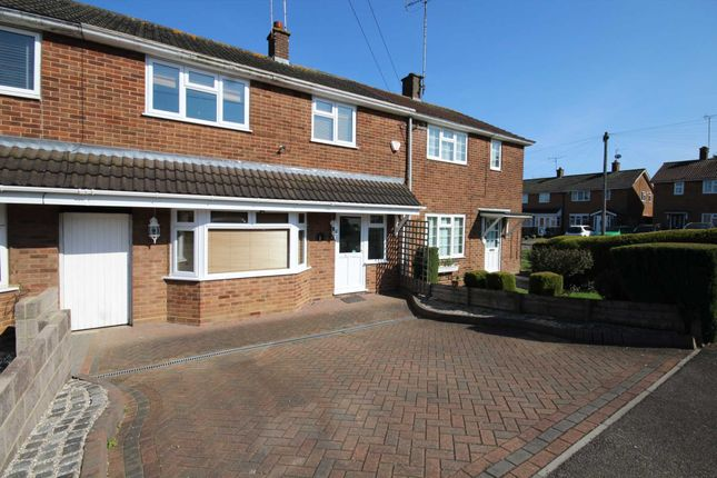 Thumbnail Terraced house for sale in Magdalen Gardens, Hutton, Brentwood
