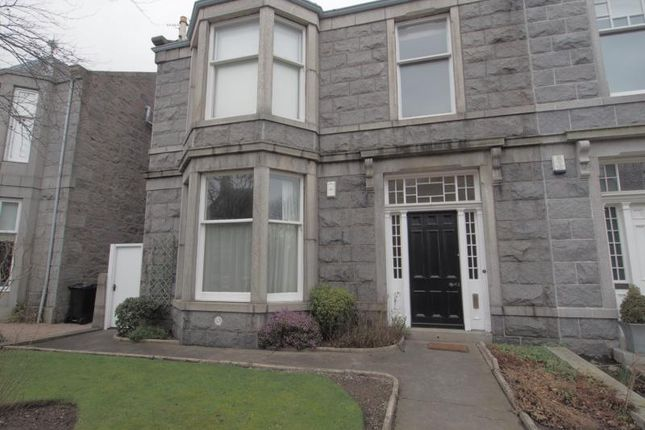 Thumbnail Semi-detached house to rent in Desswood Place, Aberdeen