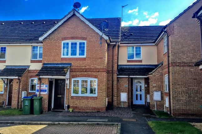 Terraced house to rent in Carnation Way, Aylesbury