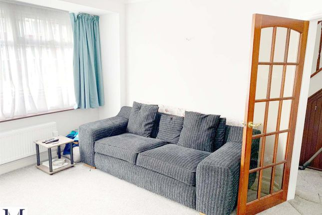 Thumbnail Terraced house to rent in Jordan Road, Perivale, Greenford