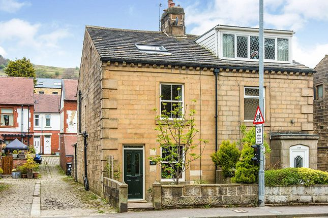 3 bed semi-detached house for sale in Burnley Road, Todmorden OL14