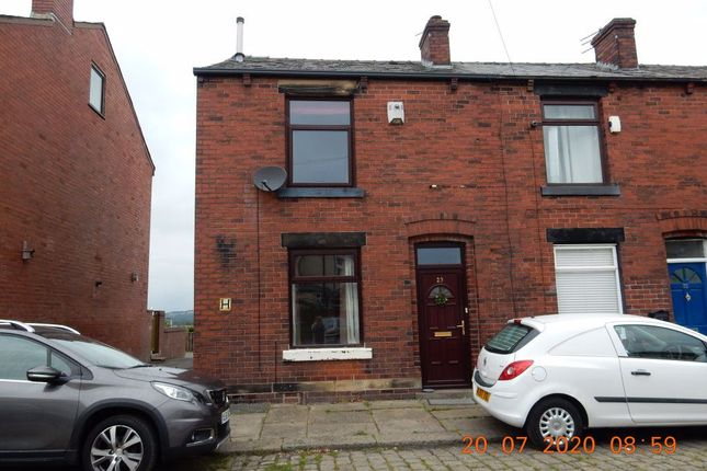 Thumbnail Terraced house to rent in Rodney Street, Rochdale