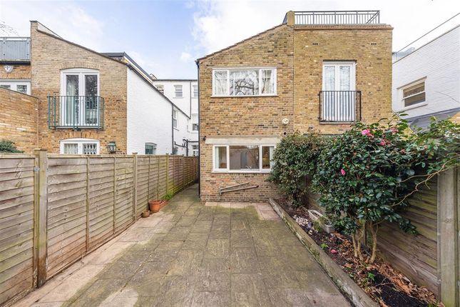Exterior of Settrington Road, London SW6