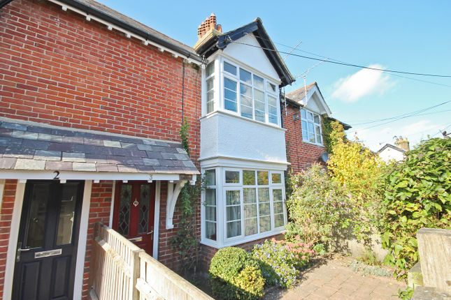 Thumbnail Terraced house for sale in Pikes Hill, Lyndhurst