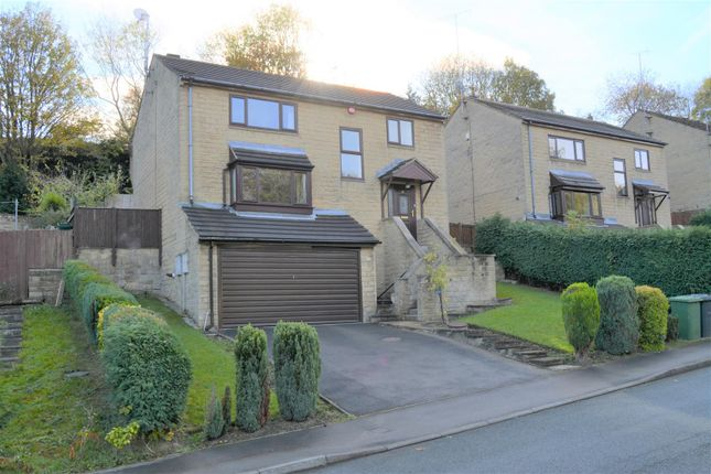 Thumbnail Detached house for sale in Croft Gardens, Birkby, Huddersfield