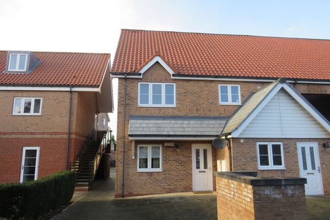 Thumbnail Flat for sale in Ellisons Quay, Burton Waters, Lincoln