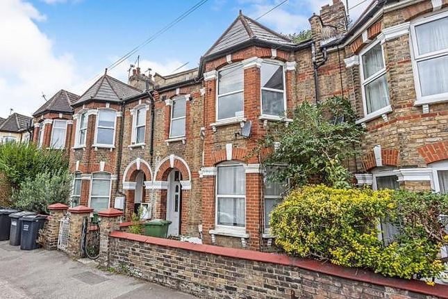 Thumbnail Terraced house to rent in Sandrock Road, London