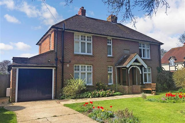 Thumbnail Detached house for sale in Lenacre Street, Eastwell, Ashford, Kent