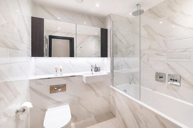 Bathroom of Rosamond House, Elizabeth Court, Westminster, London SW1P