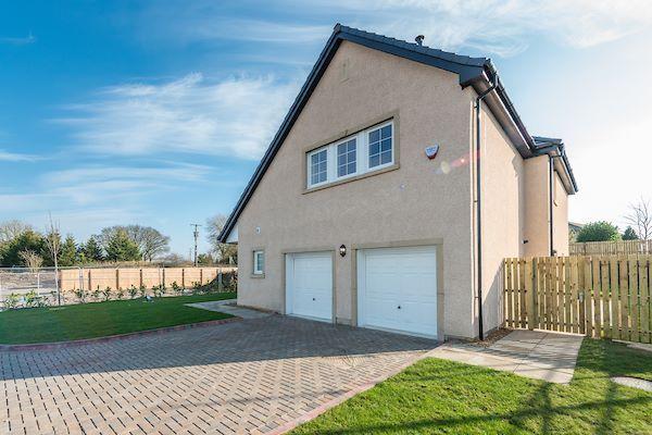 Thumbnail Detached house for sale in 5 Quarry Park Lane, East Calder