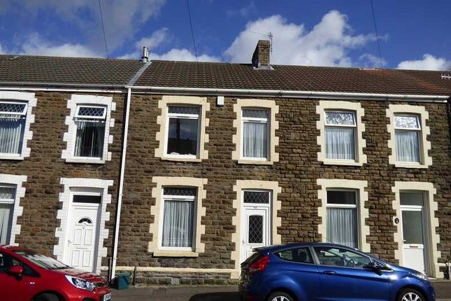 Thumbnail Terraced house to rent in 46 Danygraig Road, Neath, West Glamorgan.
