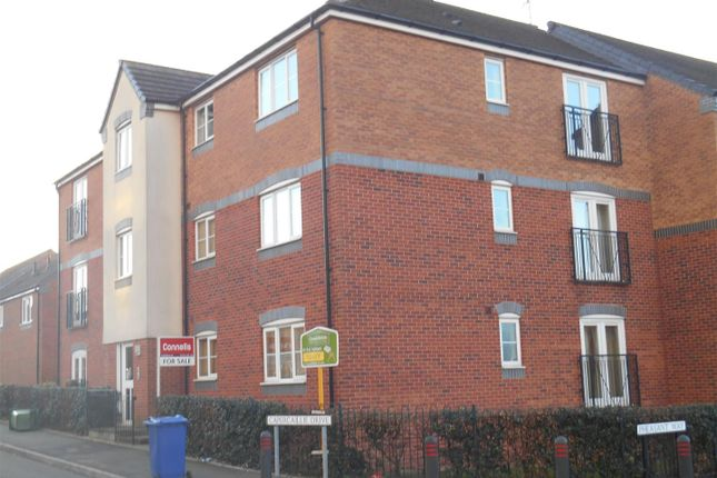 Thumbnail Flat to rent in Capercaillie Drive, Cannock
