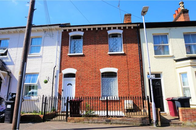 Thumbnail Terraced house for sale in Carey Street, Reading