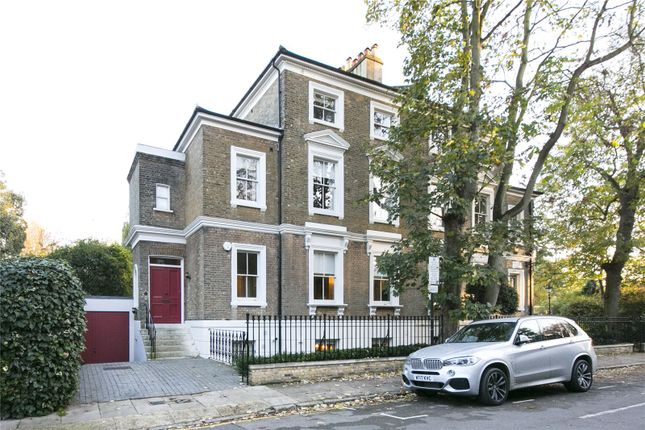 Thumbnail Semi-detached house for sale in Alwyne Road, Canonbury