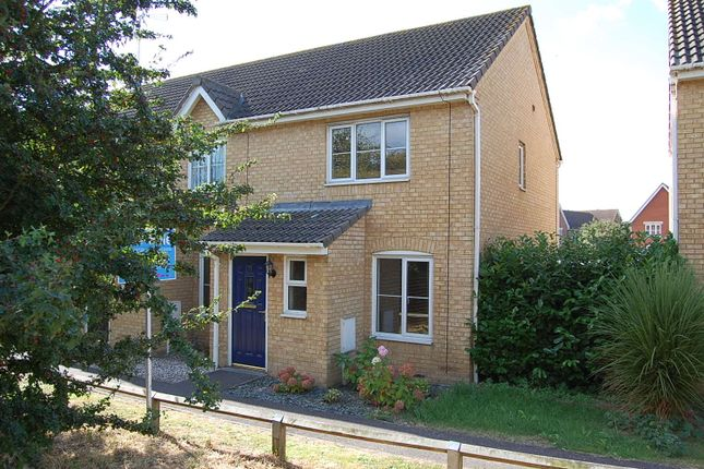 2 bed semi-detached house to rent in Quinton Road, Sittingbourne, Kent
