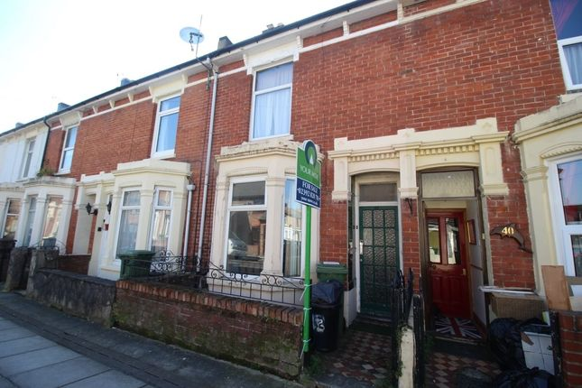 Thumbnail Property to rent in Grayshott Road, Southsea